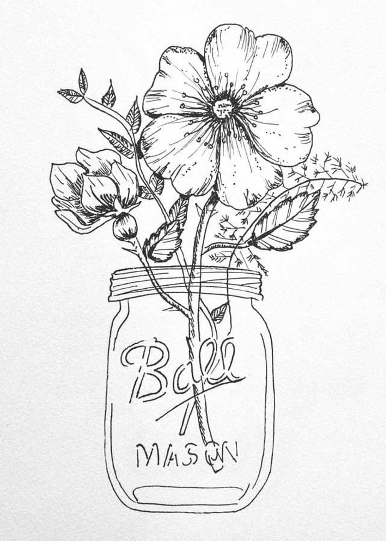 Pin On Drawing Flowers