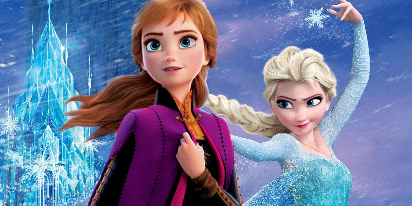 Frozen 2 Has Better Animation Than