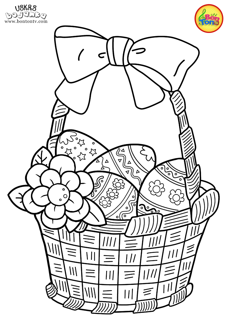350 Easter Coloring Books Ideas
