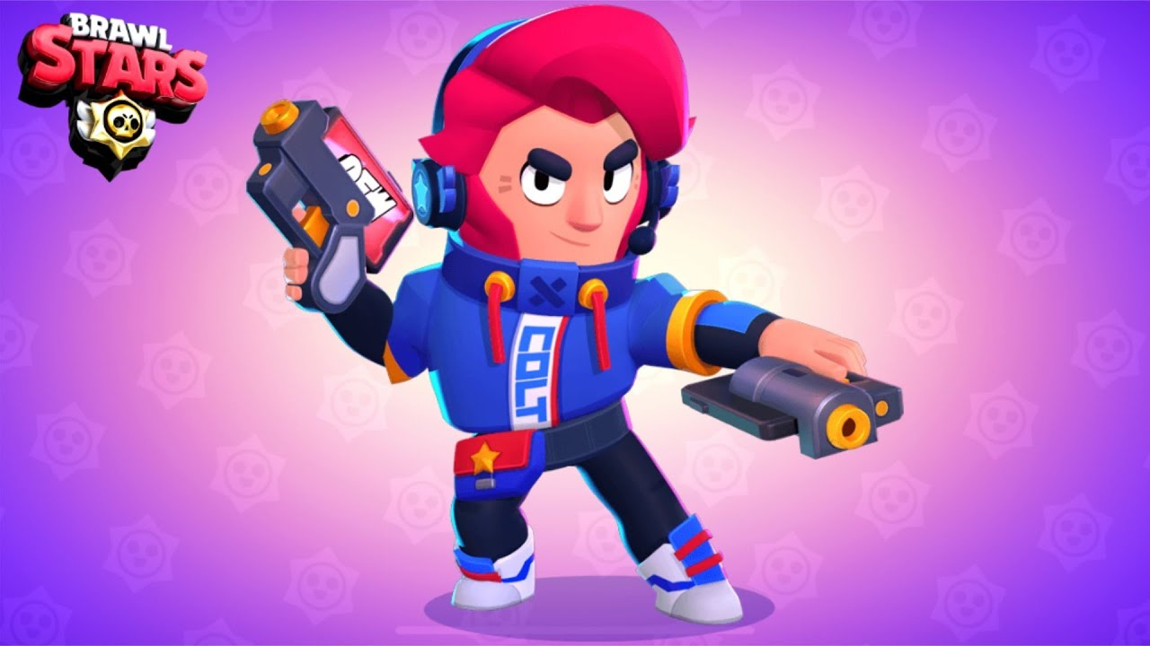 Brawl Stars Challenger Colt Winning And Losing Animations