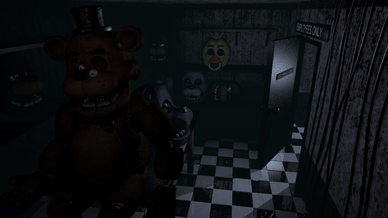 Mike Schmidt Five Nights At Freddy S