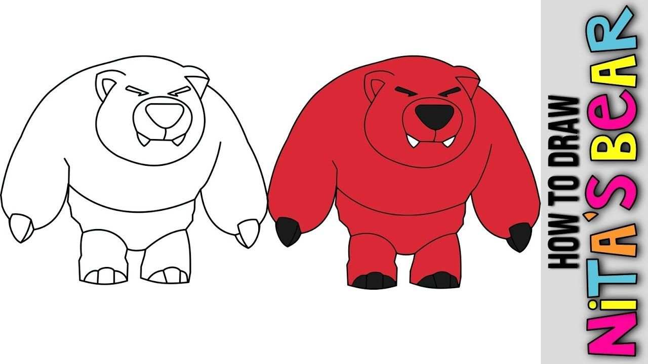 How To Draw And Color Nita Super Easy