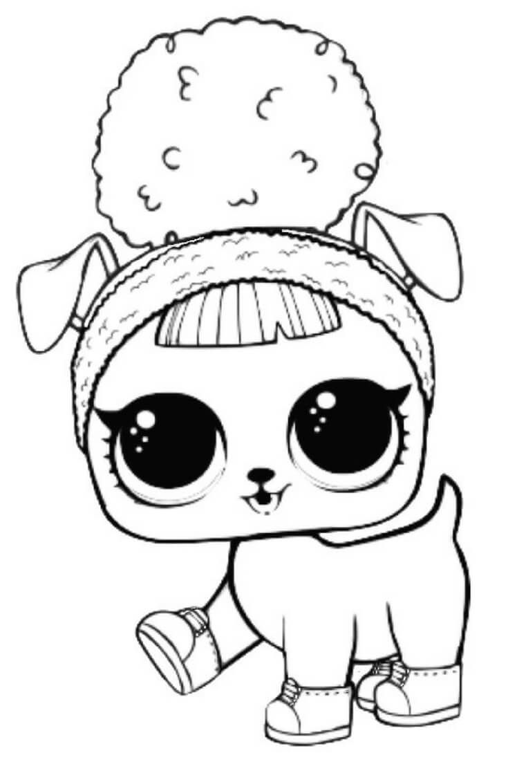 Pin On Lol Surprise Coloring Printables