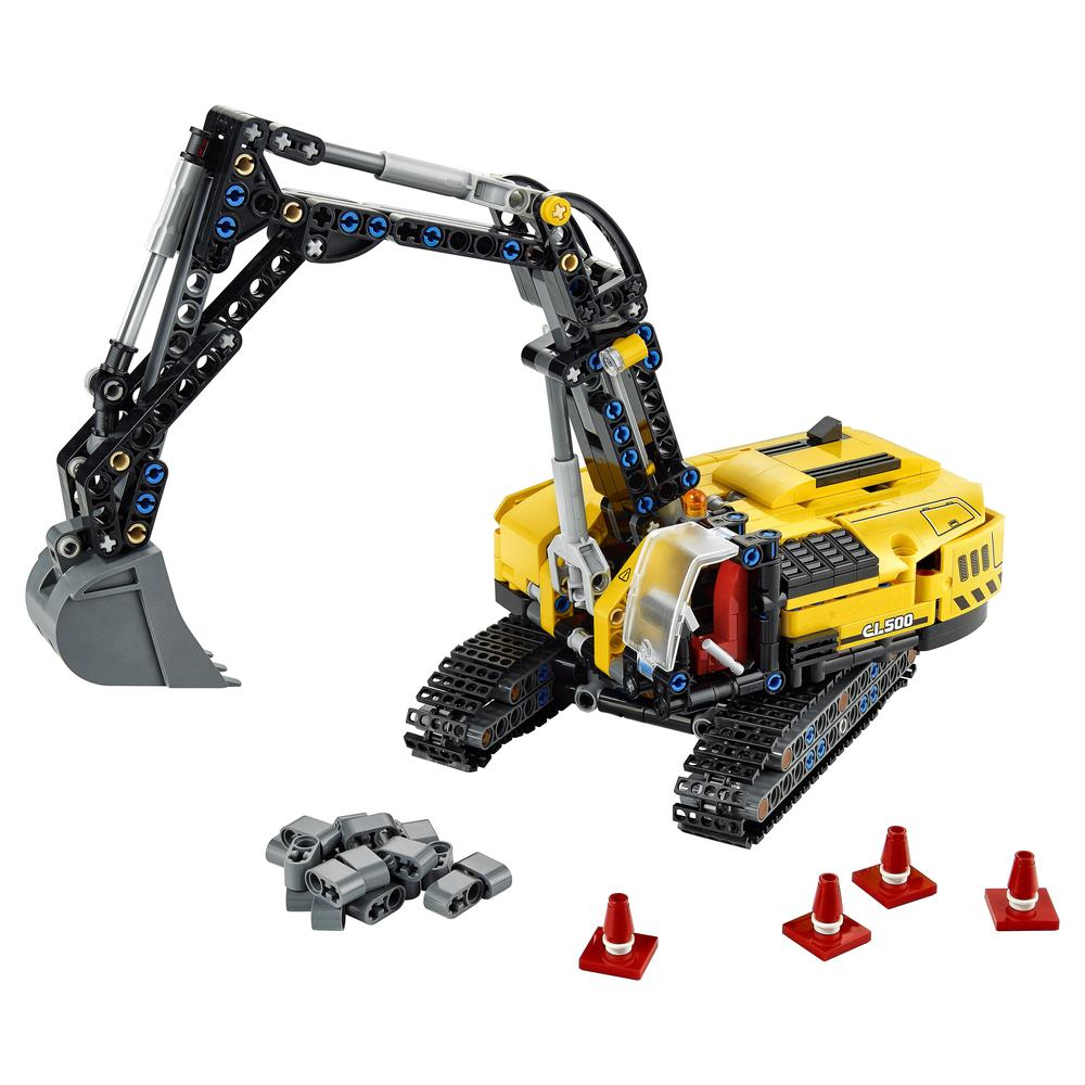 Lego Technic 42121 Pasovy Bager