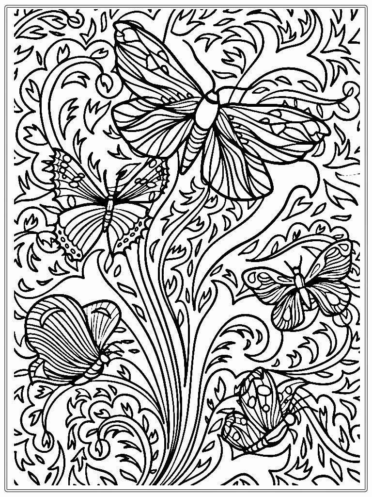 Free Printable Animal Colouring Pages