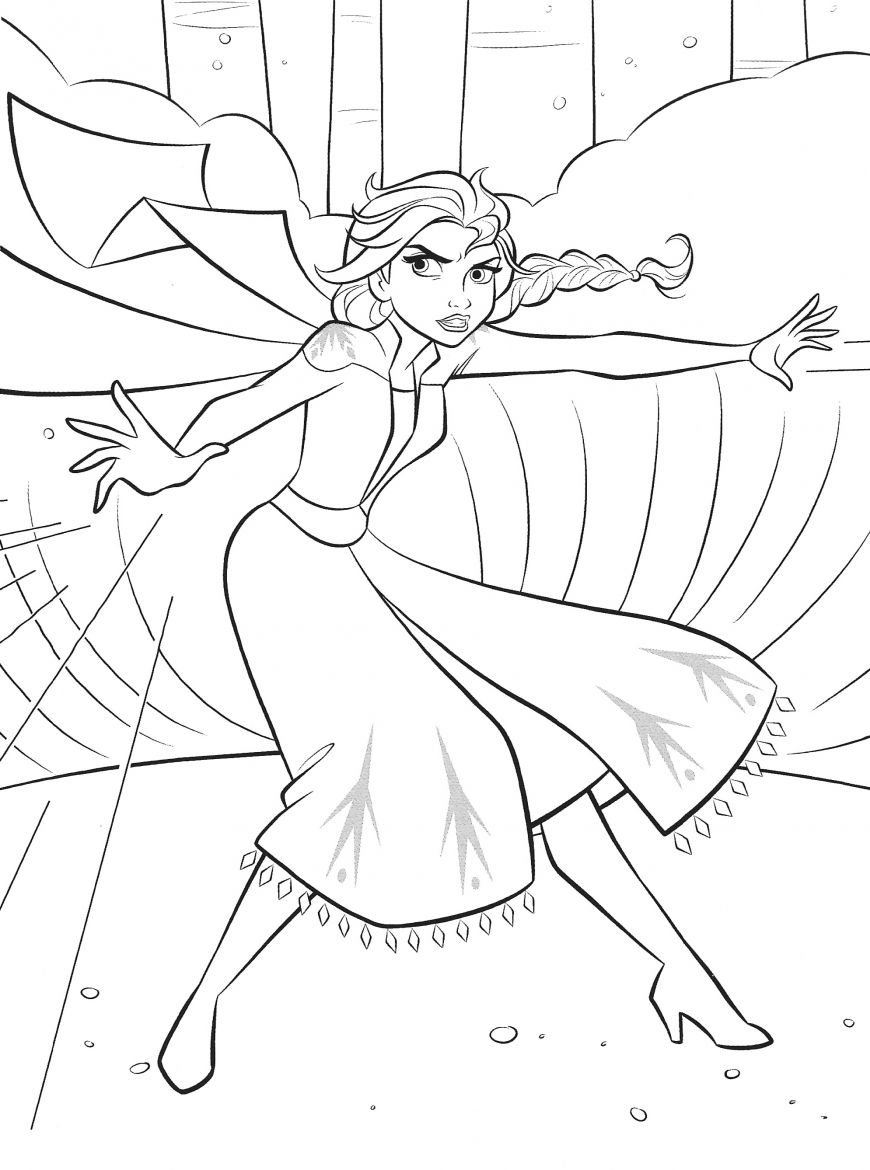 140 Coloring Pages Lineart Disney